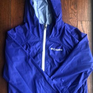 Girls Columbia Rain Jacket ☔️